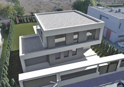 Vivienda bioclimática Casa Falcó