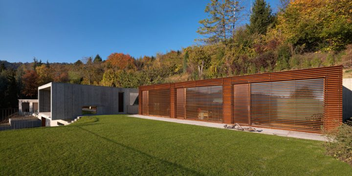Casa Y: eficiencia energética no reñida con el diseño
