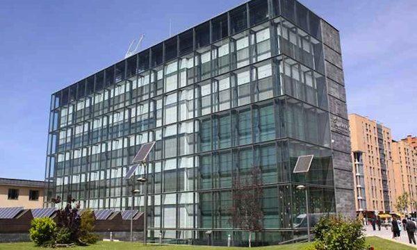 Edificios que ahorran:  Edificio EREN