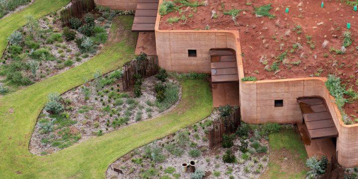 Arquitectura bioclimática: La Gran Muralla de Australia Occidental